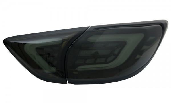 Achterlichten Mazda CX5 2012+ LED black/smoke