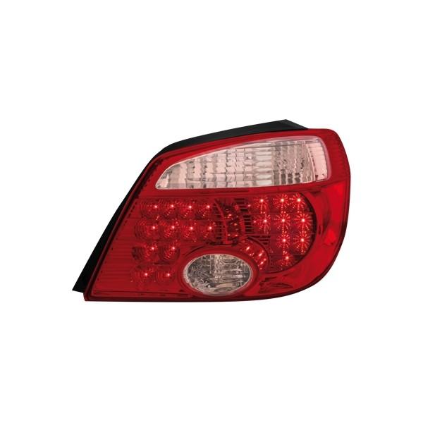 Taillights Mitsubishi Outlander 05-06 LED